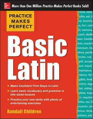 Basic Latin By Childree, Randall