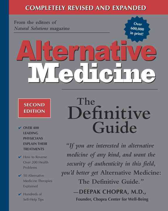 Alternative Medicine By Trivieri, Larry, Jr. (EDT)/ Anderson, John W. (EDT)